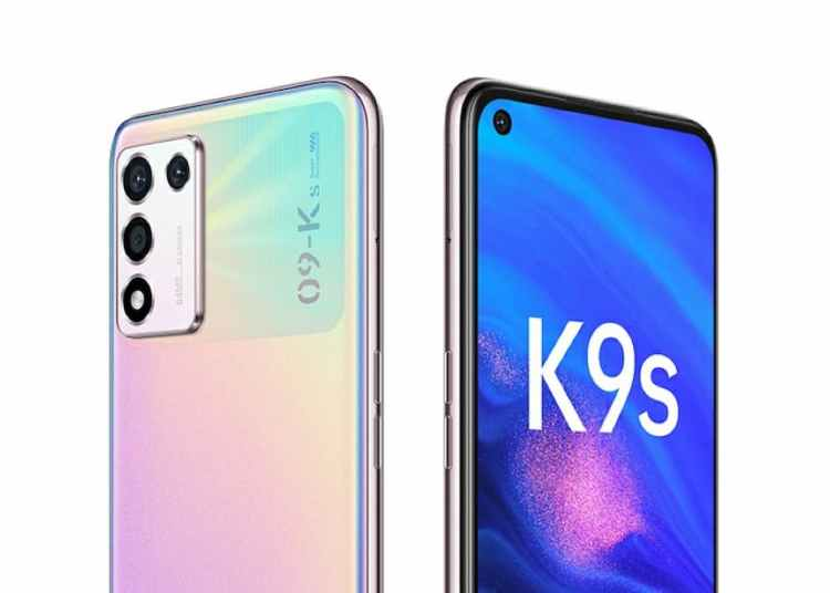 OPPO K9s Official Renderings and Specifications