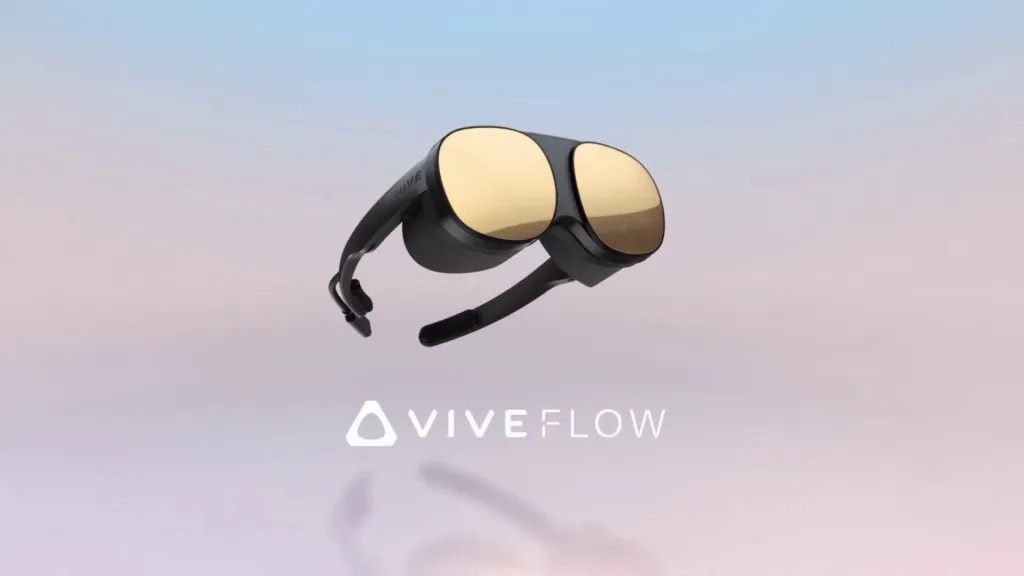 HTC Vive Flow VR Promotional Material