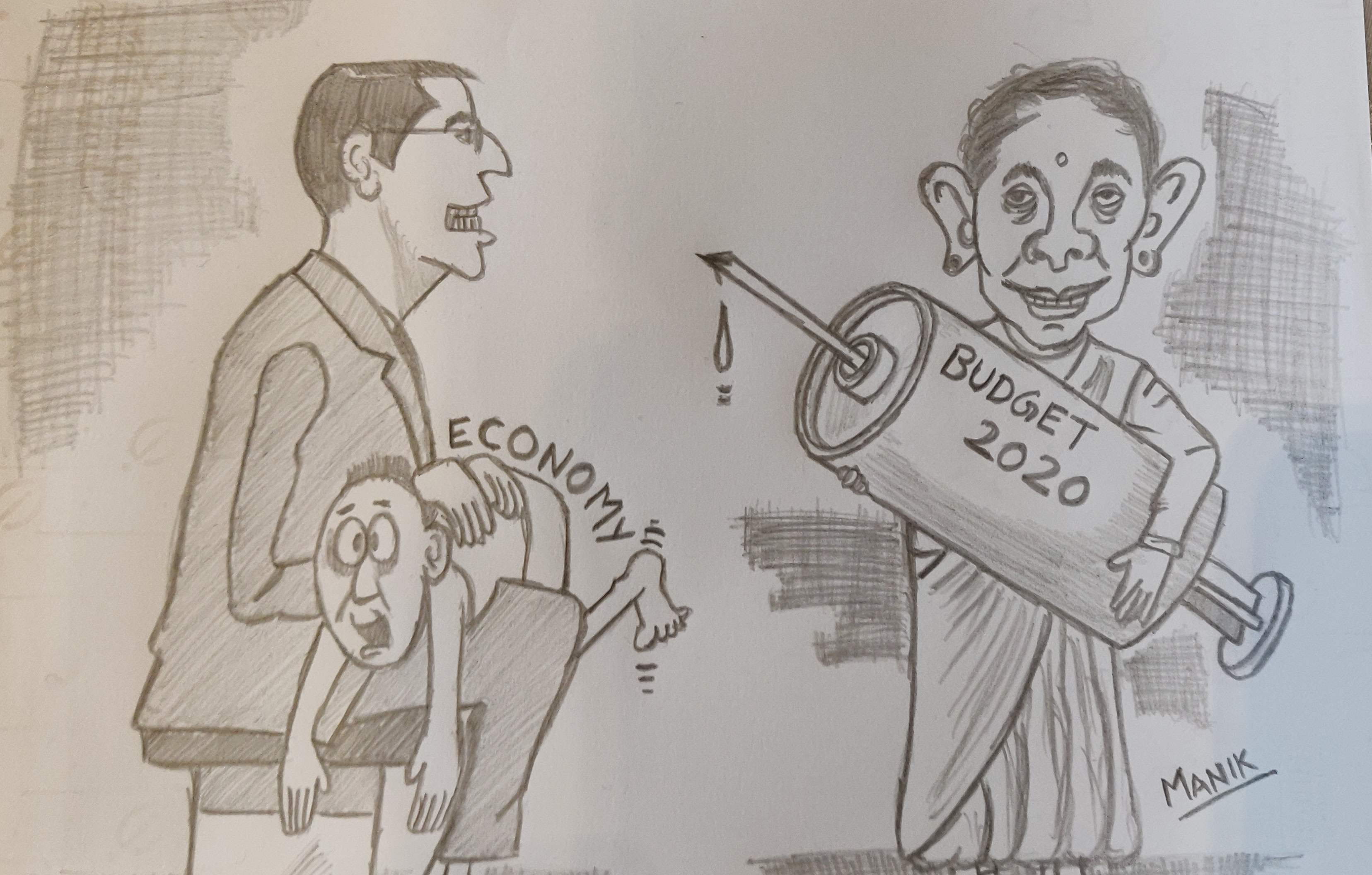 Indian Economy and the Impact of Budget