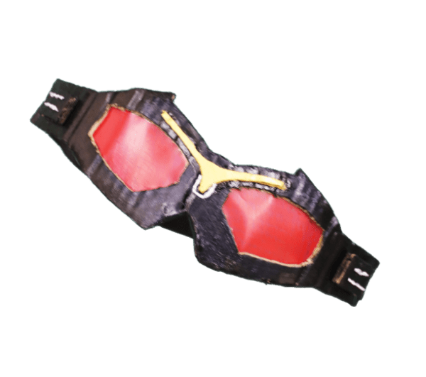 handmade falcon goggles from Avengers