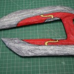 how to make Iron Man Energy Blade with Paper