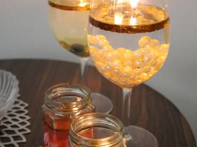 How to make Water Candles for Home Decoration