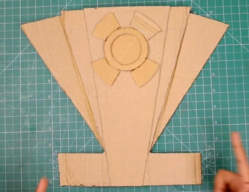 How to make Baal Veer Returns costume