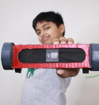 Boombox Speaker DIY