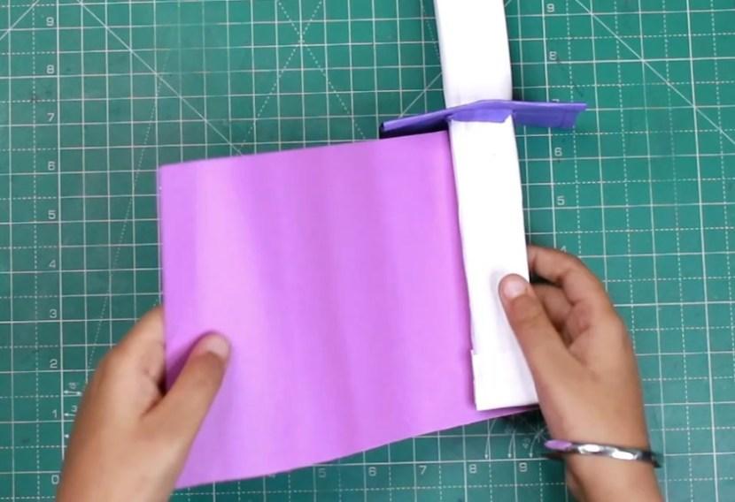 Paper Katana Making