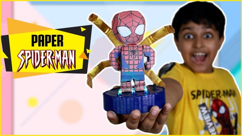 spider man figure