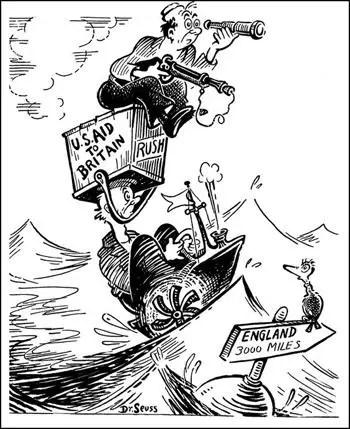 Theodor Geisel (Dr. Seuss)