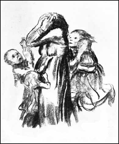 Käthe Kollwitz: German Artist in the First World War