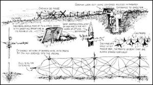 BarbedWire Entanglements