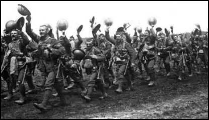 First World War Training Camps