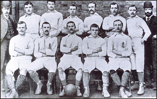 Резултат слика за blackburn rovers fa cup 1891
