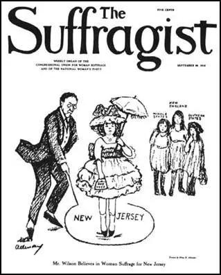 The Suffragist Magazine