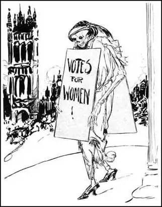 Women's Social & Political Union (Suffragettes)