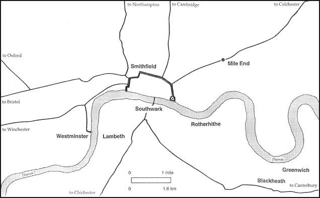 London & District : (Y51)