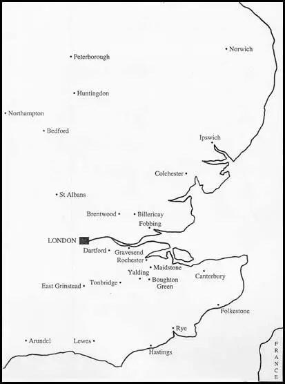 South East England : (Y54)