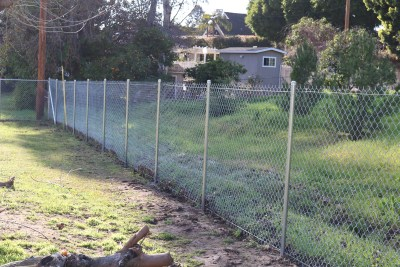 Chainlink Fence (no top rail)