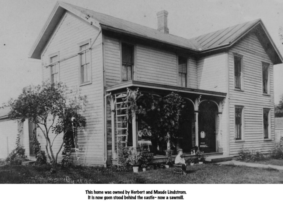 The Lindstrom House