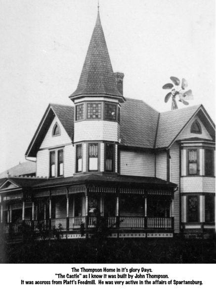 "The Thompson House ""The Castle"""