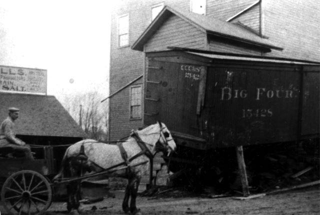 Platt's mill