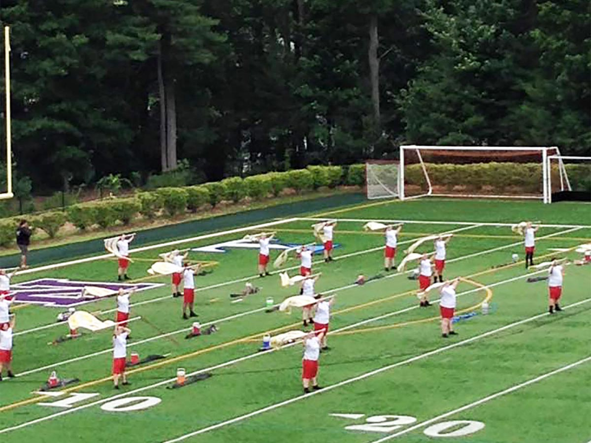 Spartans Drum
