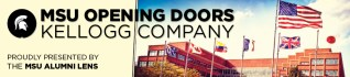 Kellogg Open Doors