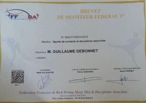 BMF1 de DEBONNET Guillaume