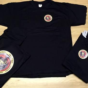 Réception des t-shirts