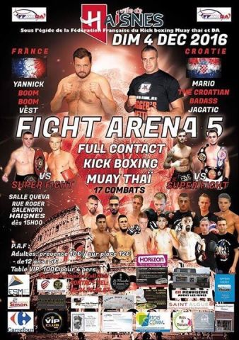 Fight Arena V