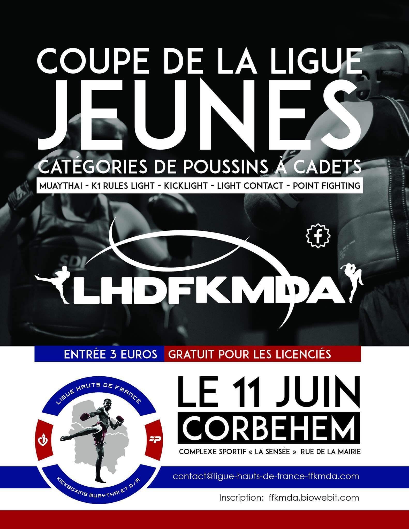 Coupe de la ligue des Hauts de France