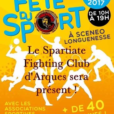 Fête du Sport à Sceneo