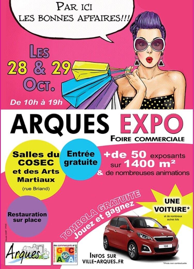 Arques Expo 2017