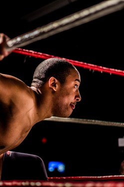 Darius Carter ready to oppress any opponent that stands in his way; Tier 1 Wrestling | Credit: Andrew Kao