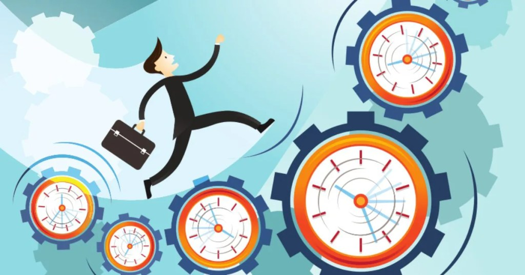 salesmen rushing sales cycle instead of being buyer-centric