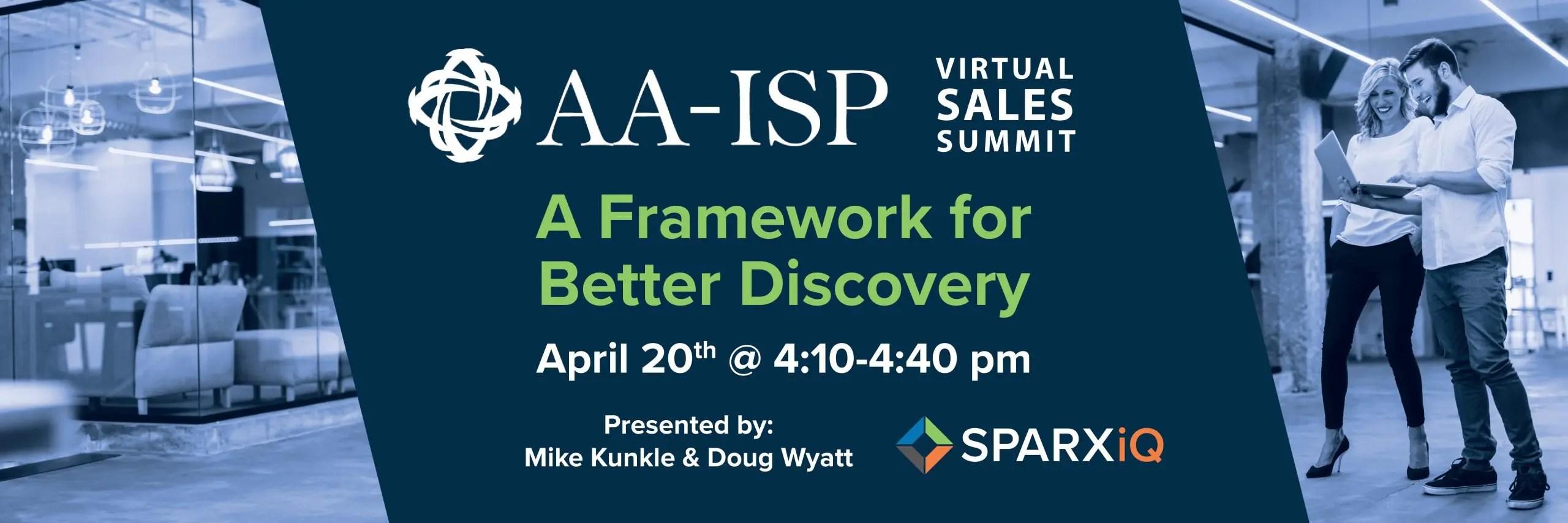 aa-isp virtual summit