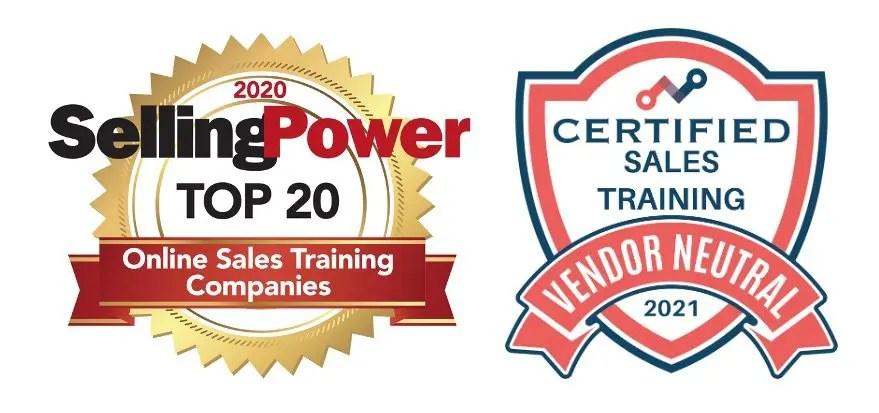 Award-Winning Virtual Sales Training