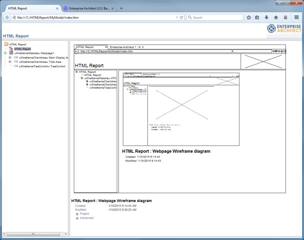 medium resolution of example reports