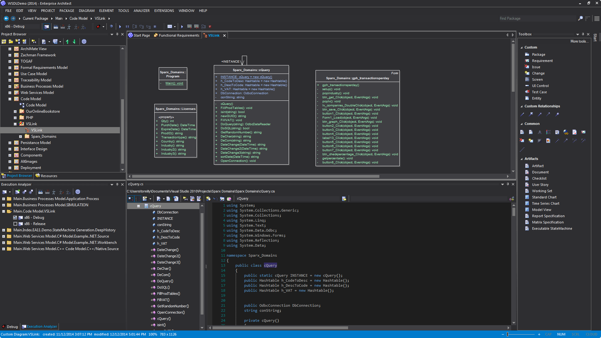 hight resolution of dark theme including code editing notes and diagrams