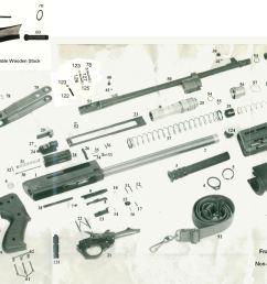 franchi spas12 parts diagram parts of a microwave spa parts diagram [ 3271 x 2048 Pixel ]