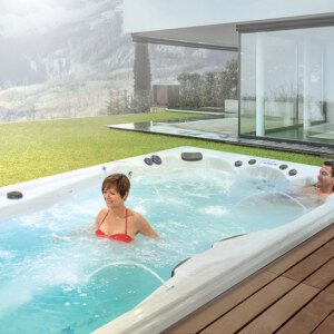 H2X Fitness Swim Spas by Master Spas