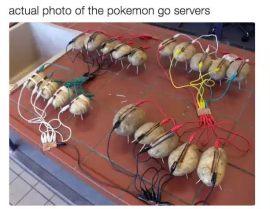 Server woes