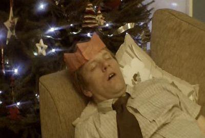 Weihnachtsbaum abschmücken - like a Boss!