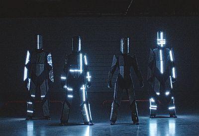 Pixel Light Show Сrew 2017 - EKRAN