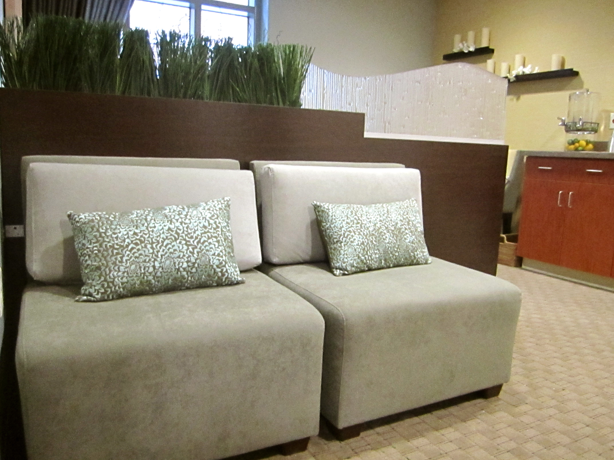 Salon Waiting Chairs