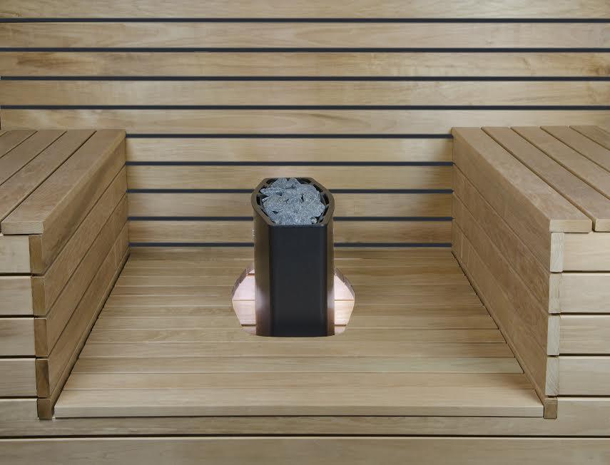 Sauna Poele Electrique poêle électrique pour sauna narvi slim; design, efficace & de qualité.