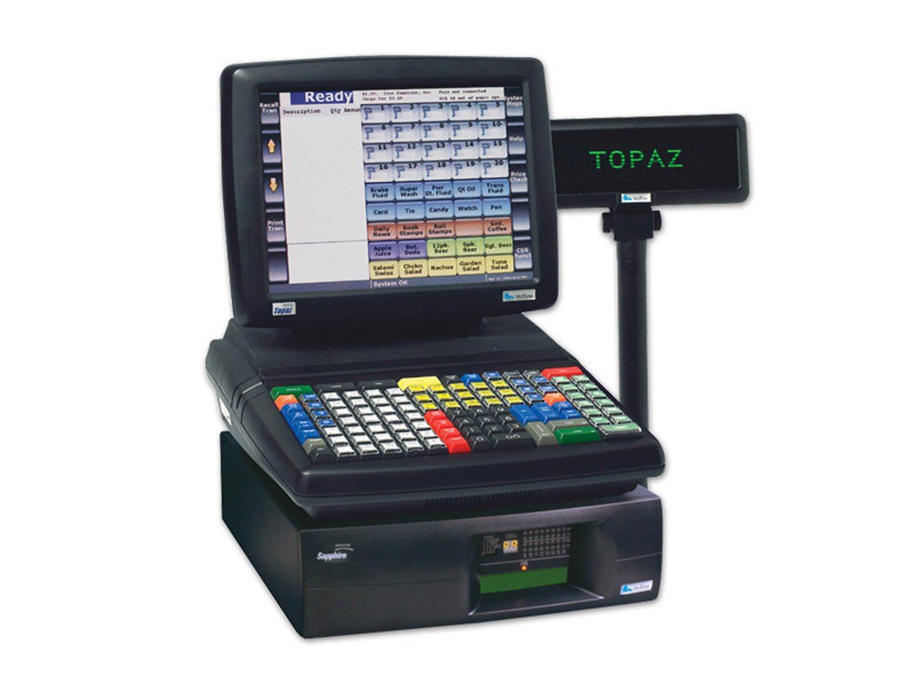 Topaz Sapphire Pos System
