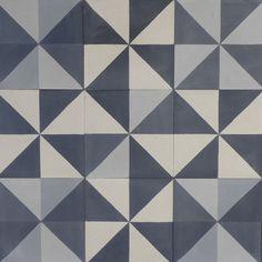 Fig. 13 Triangular Tile Patterns [12,13]