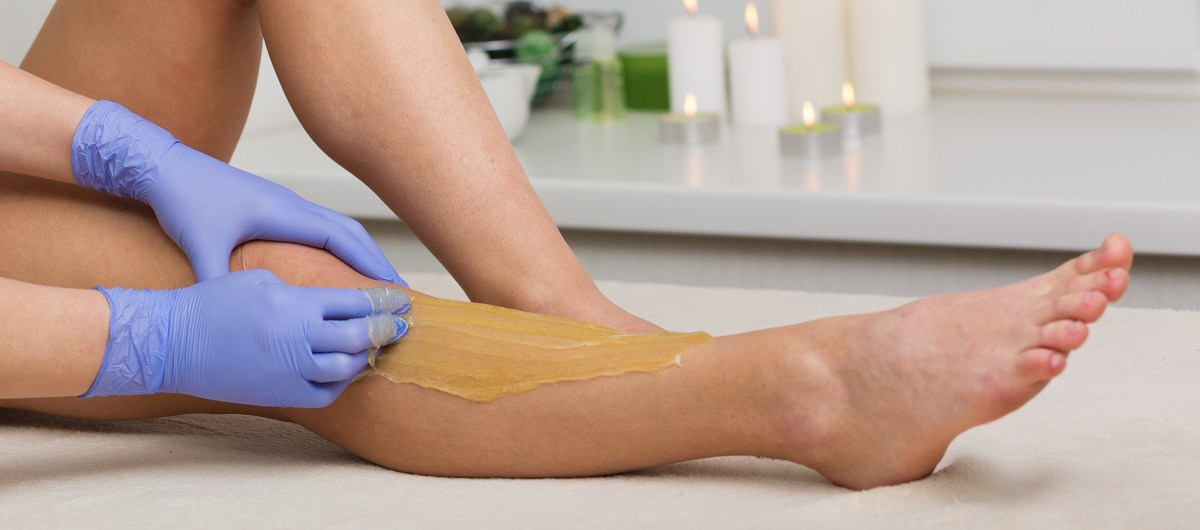 Body Sugaring Hair Removal Spatique Skin Care