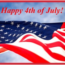 Happy Independence Day from the Team at Spatique