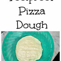 Foolproof Pizza Dough