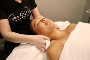 Facial Services at Spa U'ilani